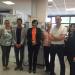 au Lycée de la Versoie en soutien a un projet pédagogique 2016