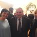 avec M le Prefet et Florence Duvand