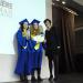 remise diplôme Ecole Hotelière Internationale Savoie Léman