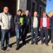 au Biot pour le projet du Col du Corbier Décembre 2016