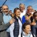 Au Mont Mezenc avec le Président Wauquiez 2017
