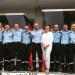 avec les pompiers de Thonon  2018